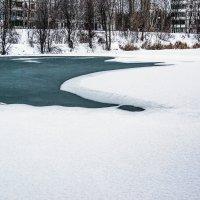 Зима художница :: Владимир Кроливец