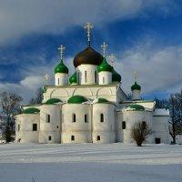 Храм  Собор Феодора Стратилата (1557), :: Moscow.Salnikov Сальников Сергей Георгиевич