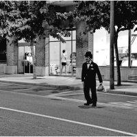 ...в ожидании автобуса :: Александр Липецкий