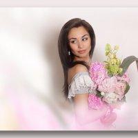 Цветочный  шлейф :: Александра Бекетова
