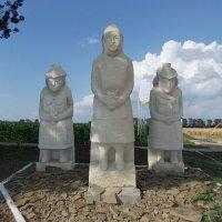 Памятник половецкой культуры :: Викторина Срыбна
