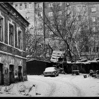 Тульский дворик. :: павел Труханов