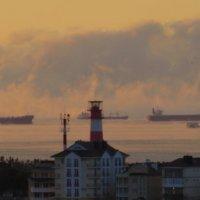 вода в море парит :: Валерий Дворников