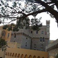 Княжеский дворец— официальная резиденция правителей Монако из рода Гримальди :: Елена Смолова