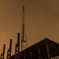 Ночь на заводе :: Дмитрий
