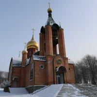 Храм Преподобного  Сергия Радонежского :: Vladimir 070549