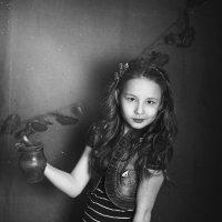 Маленькая колдунья :: Татьяна Курамшина
