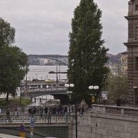 Виды Стокгольма-2 :: Александр Рябчиков