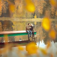 осень :: Анна Елагина