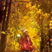 осень глазками деток :: Анна Елагина