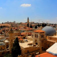 Иерусалим. Старый город :: Александра