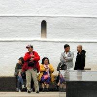 Китайские туристы в России. :: Елена