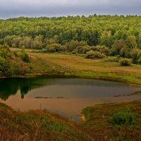 Нуженское озеро... чёрная жемчужина Предуралья...))) :: Владимир Хиль
