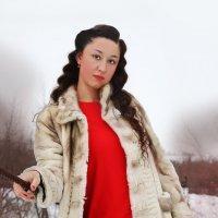потеплело :: Анюта Плужникова
