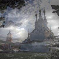 Церковь Одигитрии в Вязьме :: Сергей Яснов
