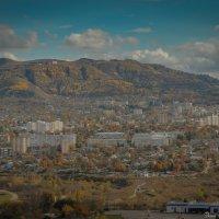 Вид на Кисловодск :: Денис Собкалов