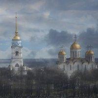 Успе́нский собо́р во Влади́мире :: Сергей Яснов
