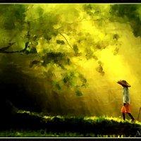Сквозь лучи солнца :: Лидия (naum.lidiya)