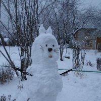Снеговичок :: BoxerMak Mak