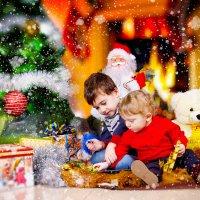 Письмо Деду Морозу :: Криcтина Байрамкулова
