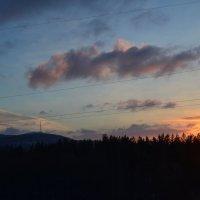 Ранний закат :: Lera Morozova