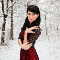 снежная :: Кристина Малютина