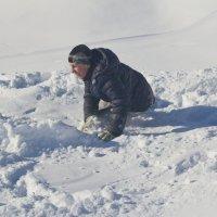 Зимние забавы :: Римма Волченко