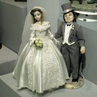 На выставке кукол в ЦДХ. :: Елена