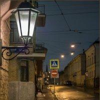 Вечер на Яузском бульваре :: Наталья Rosenwasser