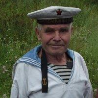 Старый моряк :: Сергей Пасько