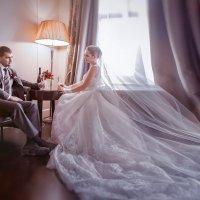 В день свадьбы :: Евгений Ланин