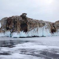 """Байкал, январь 2015. :: База отдыха """"Уюга"""" Байкал. Малое Море"""