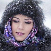 *** Анна, зимний портрет *** :: Alex Lipchansky