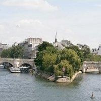 Париж. Стрелка о. Сите :: Алёна Савина