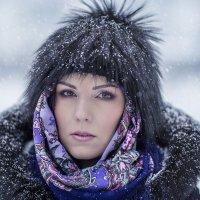 *** Анна, холодный портрет *** :: Alex Lipchansky