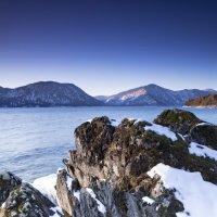 телецкое озеро, республика алтай :: роман фарберов