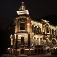 Дом № 17 по улице  Литераторов, в котором жила и скончалась артистка М.Г.Савина :: Елена Павлова (Смолова)