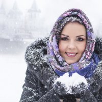 ***  Снежок ... *** :: Alex Lipchansky