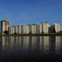 Вид на новые дома :: Николай Филоненко