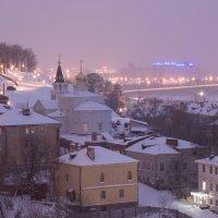 Снеговая зарисовка... :: Дмитрий Гортинский