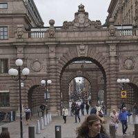 На улицах Стокгольма-2 :: Александр Рябчиков