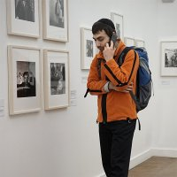 На выставке Тео Фрая :: Александр Русинов