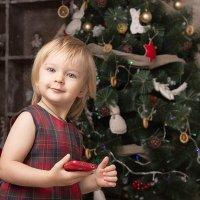 новый год :: Алёна Крайко