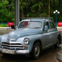 ГАЗ М-20 ПОБЕДА :: Владимир Максимов