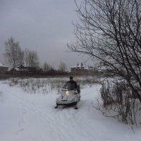 IMG_9793 - Не роскошь, а средство передвижения :: Андрей Лукьянов