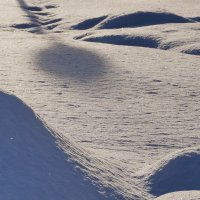 снежные барханы-2 :: Ирина ***