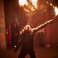 Повелитель огня :: Сергей Щеглов