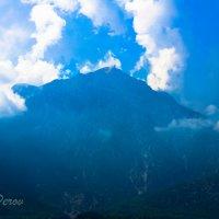 Облачные горы :: Дмитрий Перов