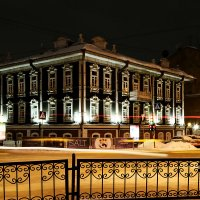Бывшая вечерняя школа. :: Sergey Kuznetcov