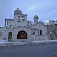 Церковь Варлаама Хутынского :: Наталья Левина